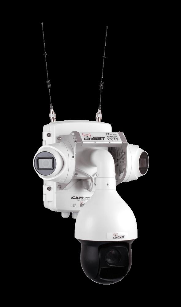 iCAM-Mini II Duplex - Rapid deployment cameras CCTV CAMSAT