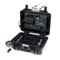 CaseCAM-PRO - CCTV battery case with 4G LTE for video surveillance